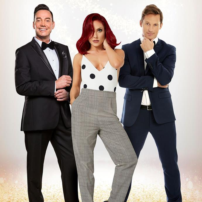 The new judges of Dancing With The Stars Australia 2019. *(Image: Channel 10)*