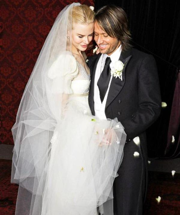 Nicole and Keith first tied the knot on June 25, 2006. *(Image: Instagram @nicolekidman)*