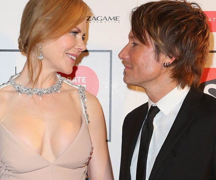 """Speaking to 2dayFM radio hosts Rove McManus and Sam Frost, the *Fighter* hitmaker confessed that a strong friendship comes first. """"We just love being together, more than anything,"""" he said, adding, """"We're just like best friends."""" *(Image: Getty Images)*"""
