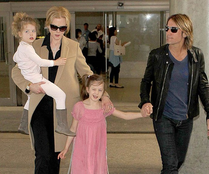 Kidman has admitted that she would have happily had an even larger family with Urban. *(Image: Getty Images)*