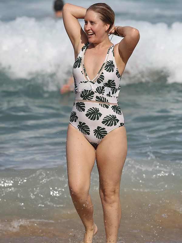 Loz has lost 10kg since her time on *MAFS*. *(Image: Exclusive to MEGA)*