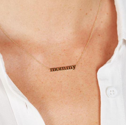 The Jennifer Myer necklace in the US spelling. *(Image: Jennifer Myer)*