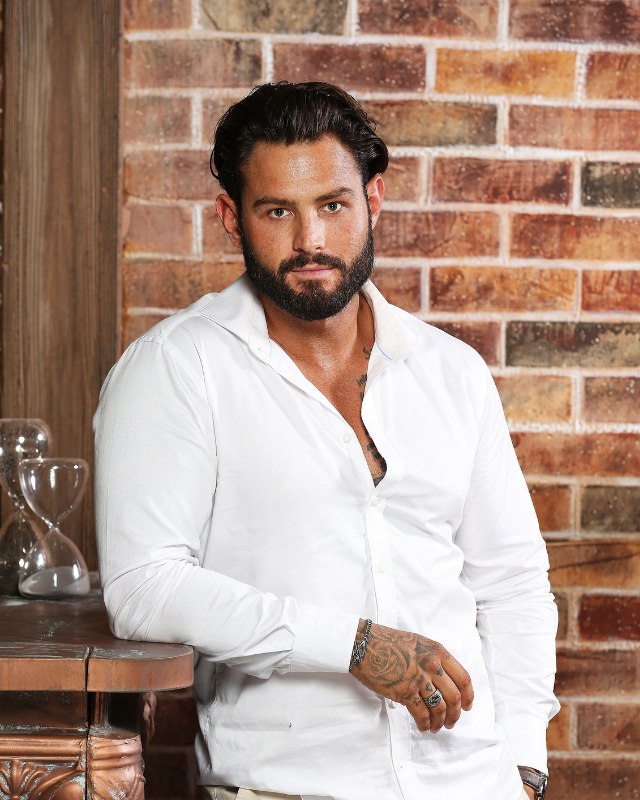Sam Ball is a breakout star of the current season of *MAFS*. *(Source: Channel 9)*