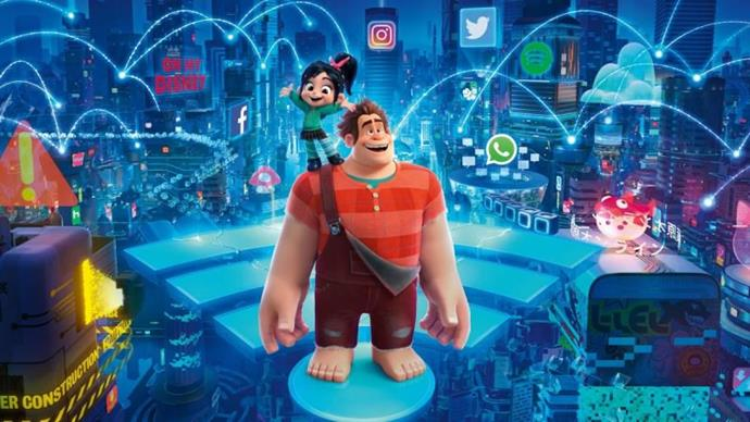 *Ralph Breaks The Internet* is nominated for Best Animated Feature Film.