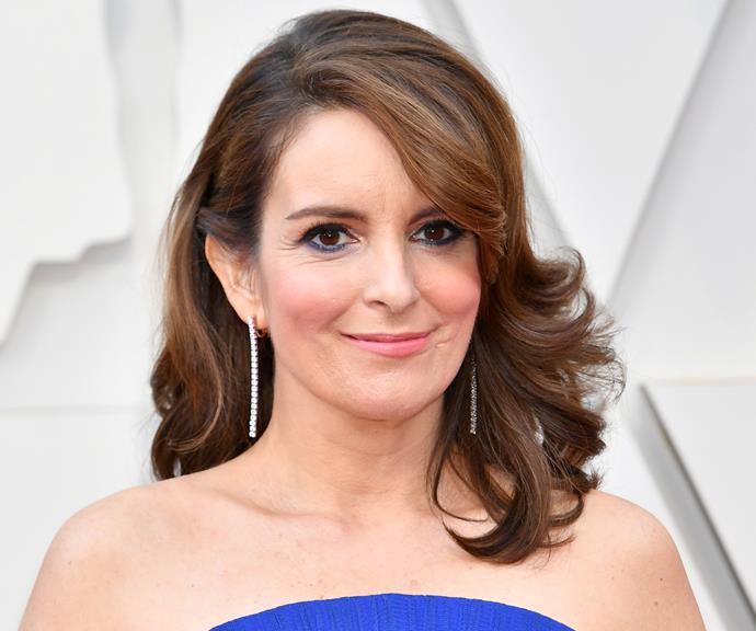 When you match your eyeliner to your dress. *(Image: Getty)*