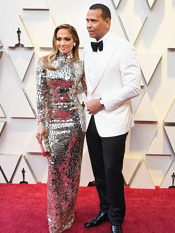 And A-Rod makes two! The power couple sure know how to slay a red carpet.