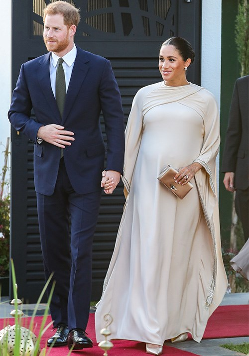"""Duchess Meghan closed out day two of her [royal tour of Morocco](https://www.nowtolove.com.au/royals/british-royal-family/meghan-markle-prince-harry-morocco-54297