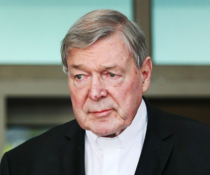 George Pell was the nation's most senior Catholic figure. *(Image: Getty Images)*