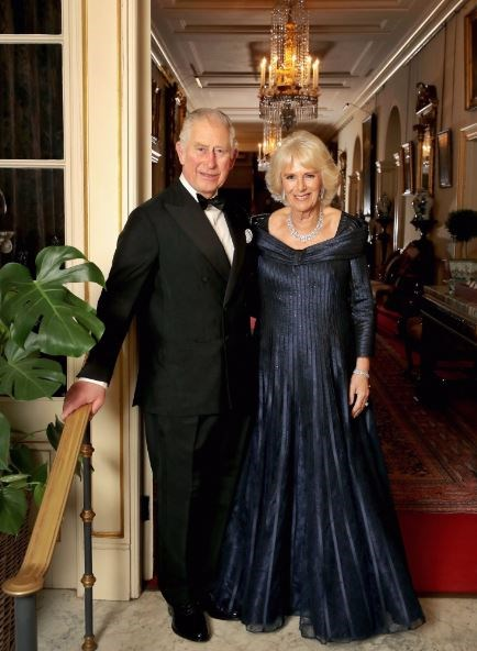 Charles will celebrate his investiture with Camilla and his younger royal counterparts. *(Image: Kensington Palace).*