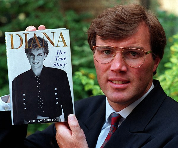 The tell-all book was released in 1992. *(Image: Getty)*