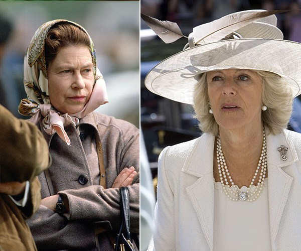 """The Queen used to describe Camilla as """"that wicked woman"""". *(Images: Getty Images)*"""