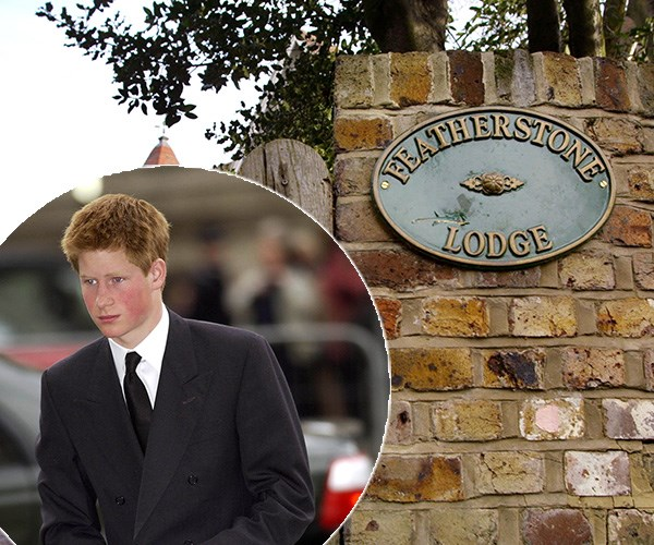 Remember when a young Prince Harry went to rehab? *(Images: Getty)*
