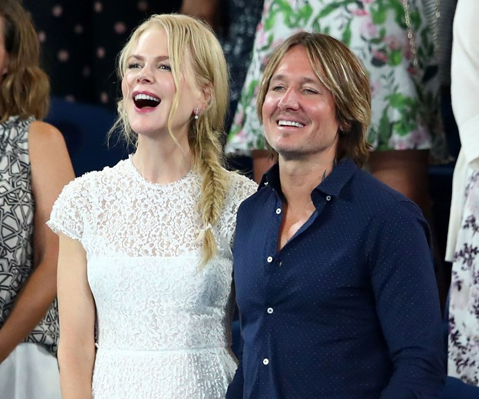 Nicole Kidman and Keith Urban, both 51, met later in life following separate marriages and children. *(Getty)*