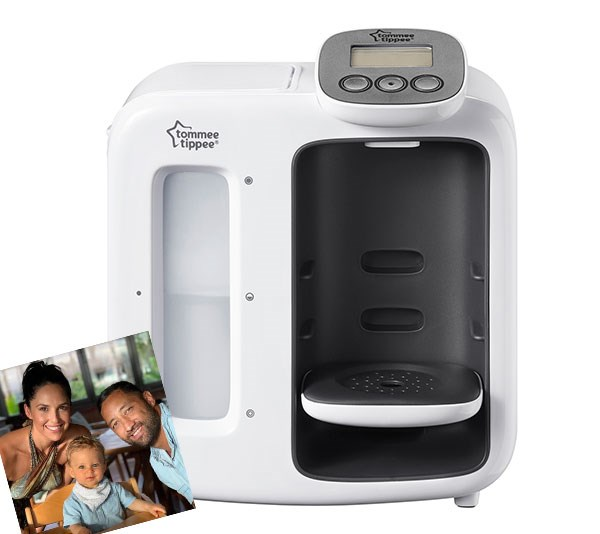 """Presenter Zoe Marshall, who shares adorable one-year-old son Fox with NRL player Benji Marshall, is a huge fan of the ingenious [Perfect Prep Day & Night machine by Tommee Tippee.](https://www.tommeetippee.com.au/product/perfect-prep-day-night