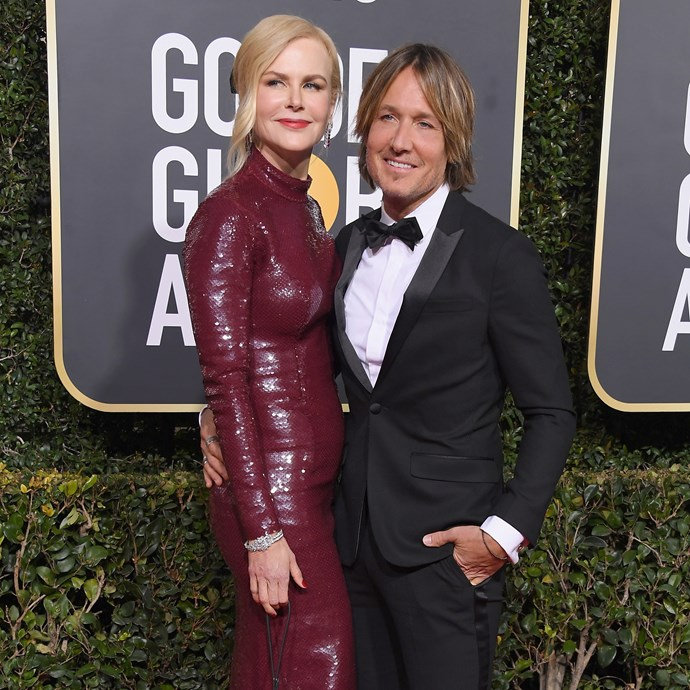 Nicole and Keith are the perfect example of finding true love later in life. *(Image: Getty)*