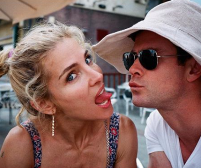 Chris Hemsworth and Elsa Pataky share a love story for the ages. *Image: Instagram/elsapatakyconfidential*