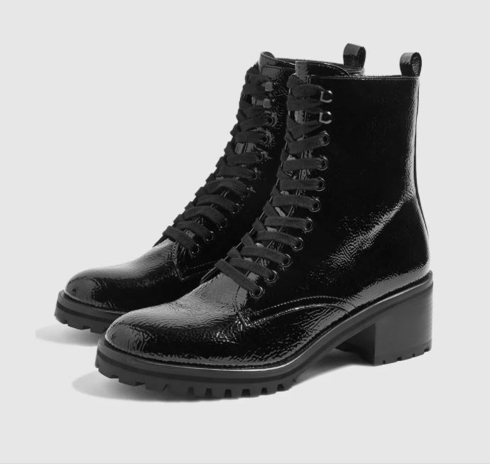 """TOPSHOP Brazil lace up boots, [available from The Iconic](https://www.theiconic.com.au/brazil-lace-up-boots-768689.html
