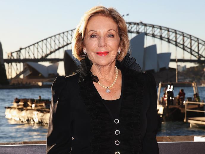 Ita Buttrose departed her previous role at *Studio 10* late last year. *(Image: Getty)*