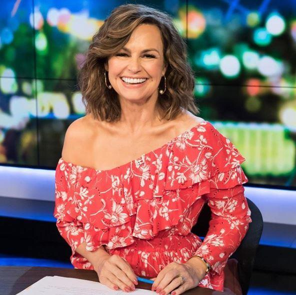 Lisa keeps active despite her busy schedule on *The Project*.  *(Image: Instagram / @lisa_wilkinson)*