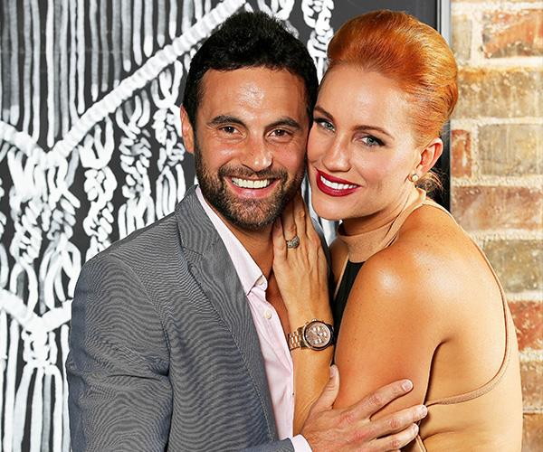 Jules has found the love of her life in Cam. *(Image: Channel Nine)*