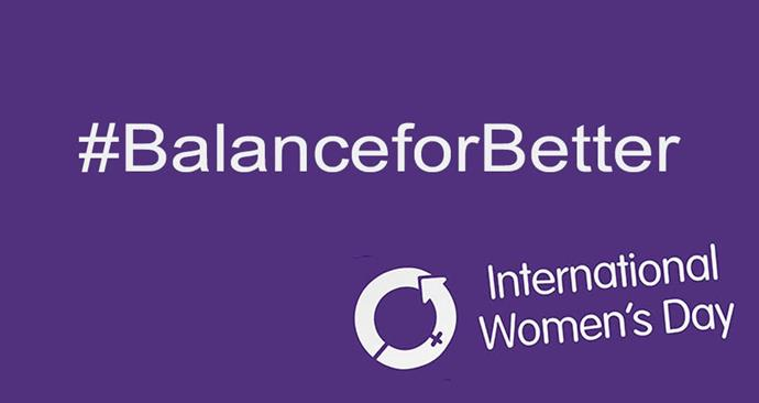 This year's theme is #BalanceForBetter. *(Image: Supplied)*