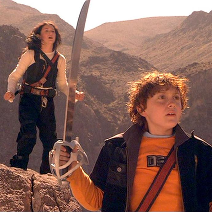 **Spy Kids 2: The Island of Lost Dreams**  Carmen and Juni are on a mission to recover a device that endangers  the world. With help from their parents (Carla Gugino and Antonio Banderas) and even their SPY grandparents (Halland Taylor and Ricardo Montalban) get set for a thrilling high-tech adventure.   *Image: Roadshow*