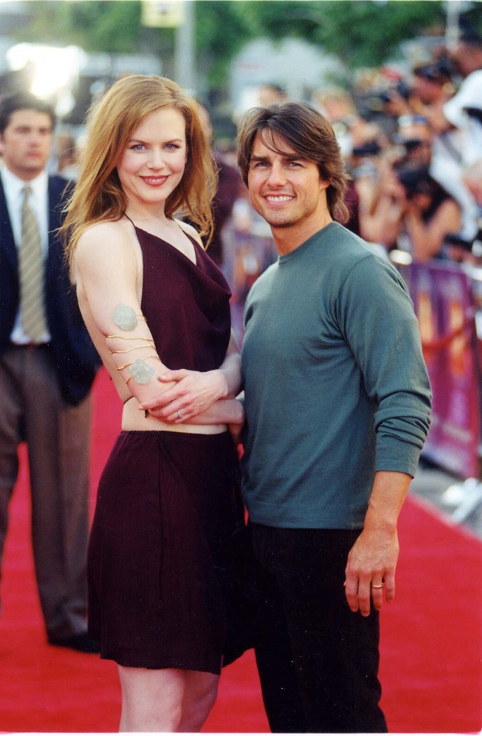 Nicole and Tom filed for divorce after 11 years, shocking fans all over the world.