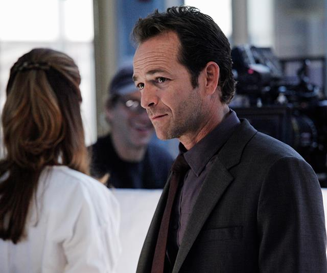 Perry also had a stint on the ABC's *Body of Proof* in the early 2010s. *(Image: Getty)*