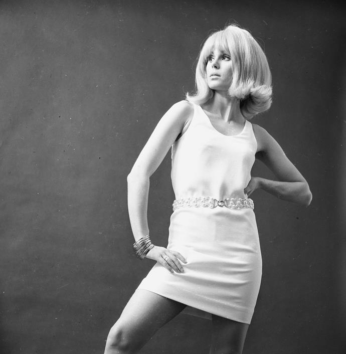 Joanna was one of the top 10 successful models of her time. *(Image: Getty)*