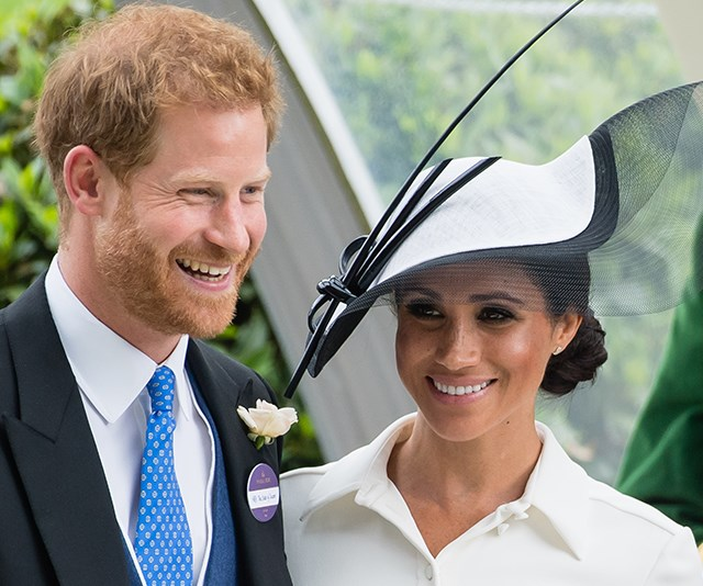Attending the Royal Ascot in June 2018 with her brand new husband Prince Harry, Meghan was well on the way to reaching peak royal fashion.