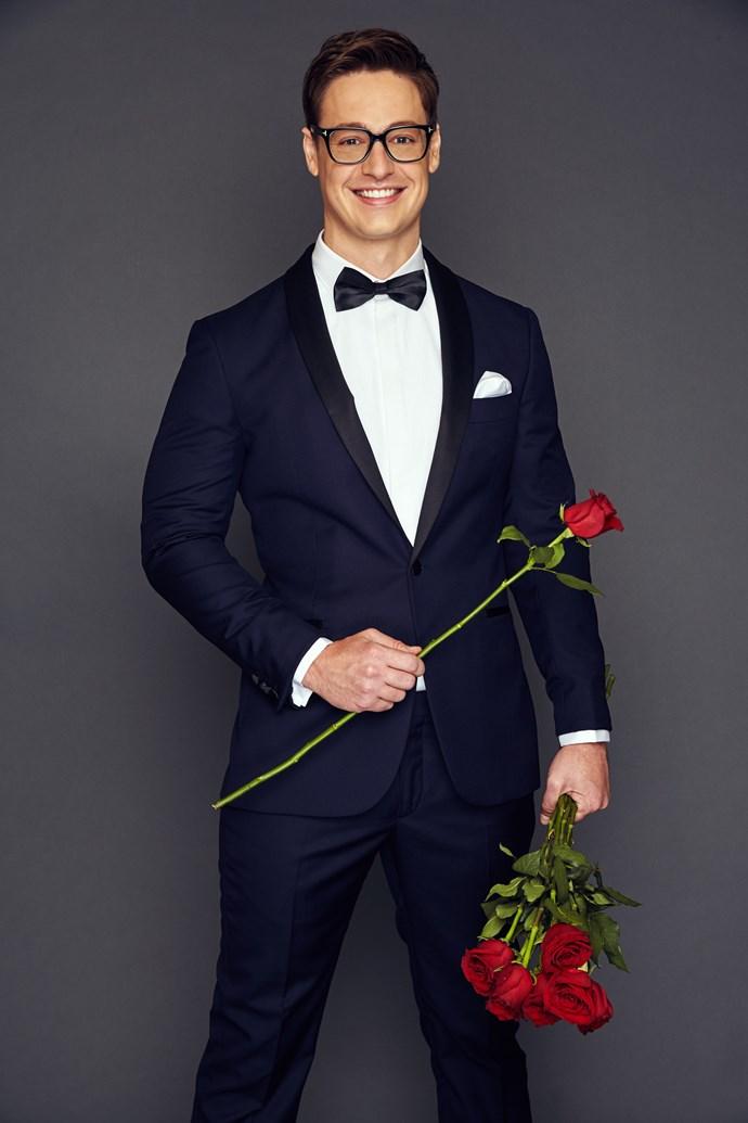 Matt Agnew is the next Bachelor!
