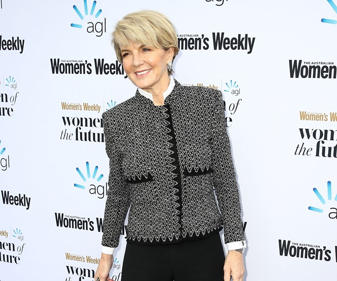 Julie made it to the top of a profession that has traditionally been seen as not welcoming women. *(Image: Getty)*