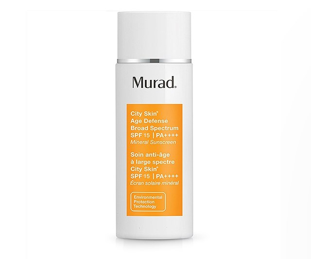 This will protect your skin from pollution, infrared radiation, and blue light from devices. *(Image: Murad)*