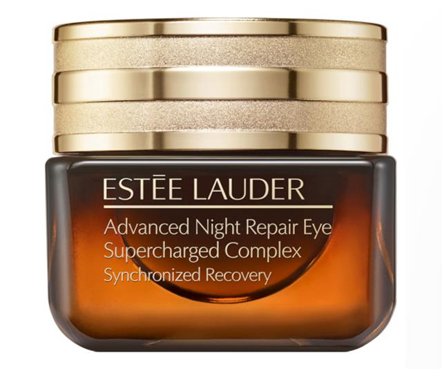 Make sure to look after the area around your eyes as it's very delicate. *(Image: Estée Lauder)*