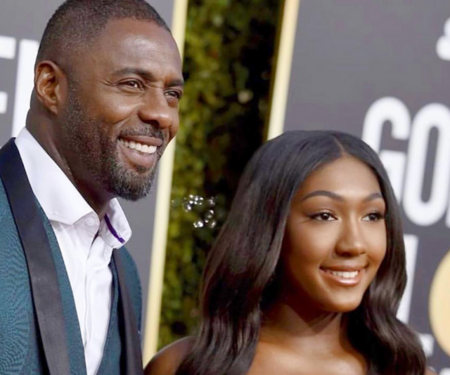 Idris Elba is super-close with daughter, Isan *Image: Instagram/IdrisElba*