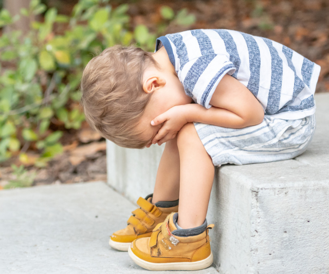 There are several bullying preventative measures you can teach children from a young age. *Image: Getty.*