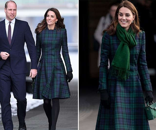 Royally fit for a princess! Kate is the ultimate muse when it comes to this style. *(Image: Getty)*