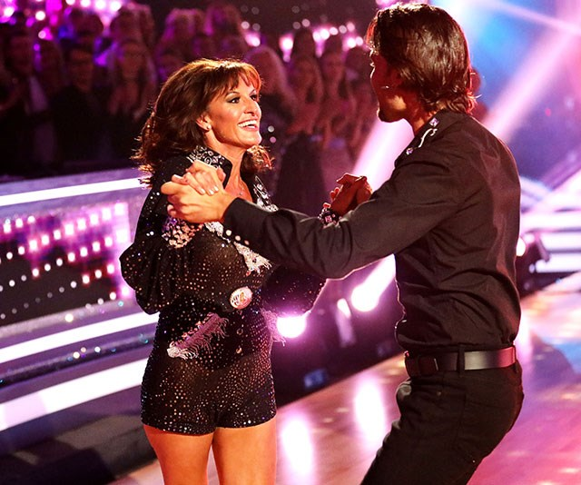 New beginnings: Cass is taking on her biggest challenge yet as she takes on *Dancing with the Stars*. *(Image: Network 10)*