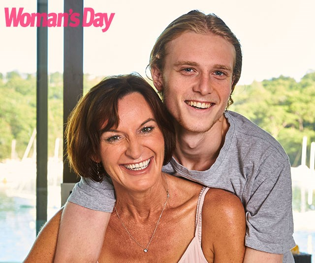 """To watch my parents' private lives play out so publicly was incredibly destructive for all of us – someone had to step up and protect her, and I knew that person was me,"" the 19-year-old says. *(Image: Exclusive to Woman's Day/Phillip Castleton)*"
