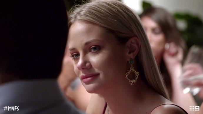 Jess is now embroiled in a love affair with Dan Webb! *(Source: Channel 9)*