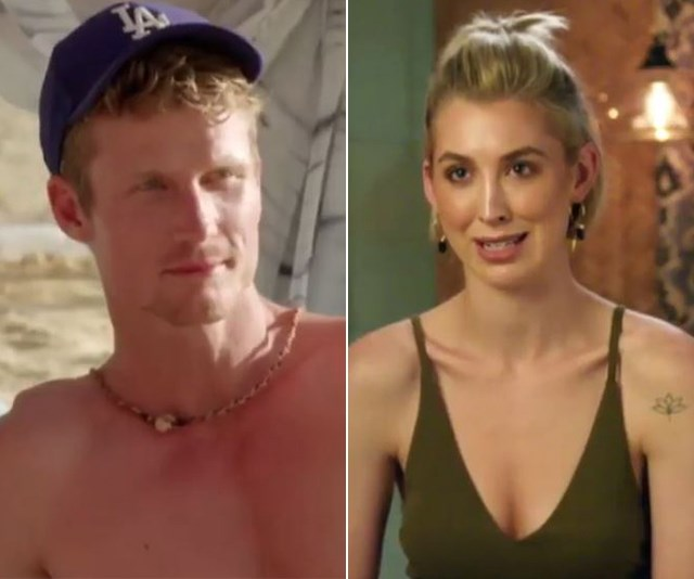 Brace yourselves... this reunion doesn't look good. *(Images: Network Ten)*