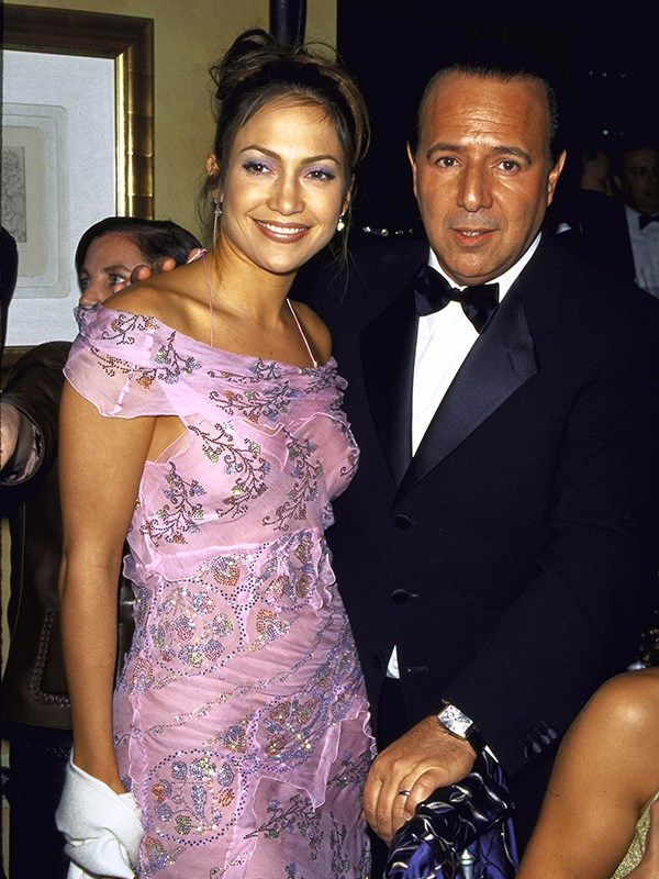 Not long after her split with Ojani, Jennifer had a short fling in 1998 with Tommy Mottola, Mariah Carey's ex-husband. Maybe this is why the two pop divas have never gotten along... *(Image: Getty Images)*