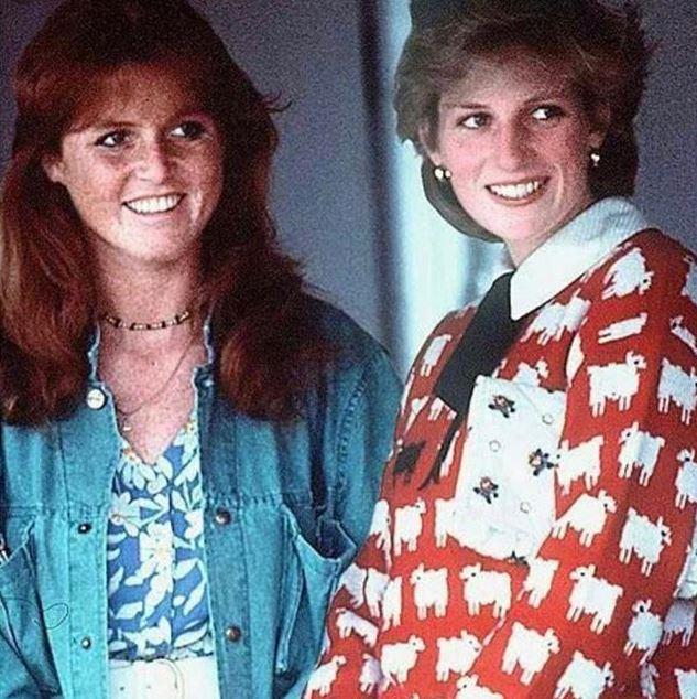 Sarah has left a touching tribute to her late friend Princess Diana in a heartfelt Instagram post. *(Image: Instagram / @sarahferguson15)*
