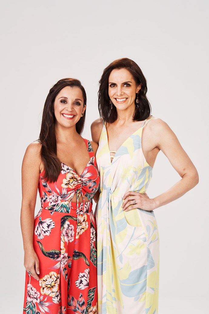 Piper (right) has been linked to her fellow MKR contestant Victor.