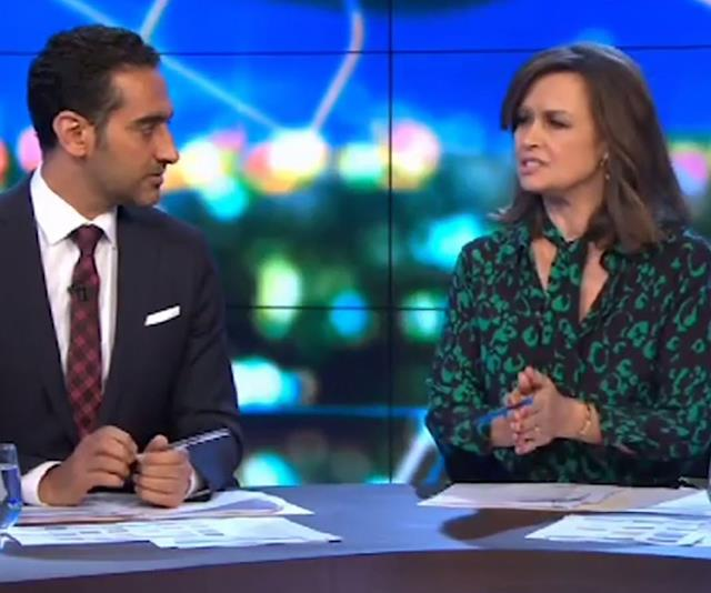 Lisa Wilkinson has weighed in on Meghan Markle's decision to marry into the British royal family. *(Image: Network Ten)*