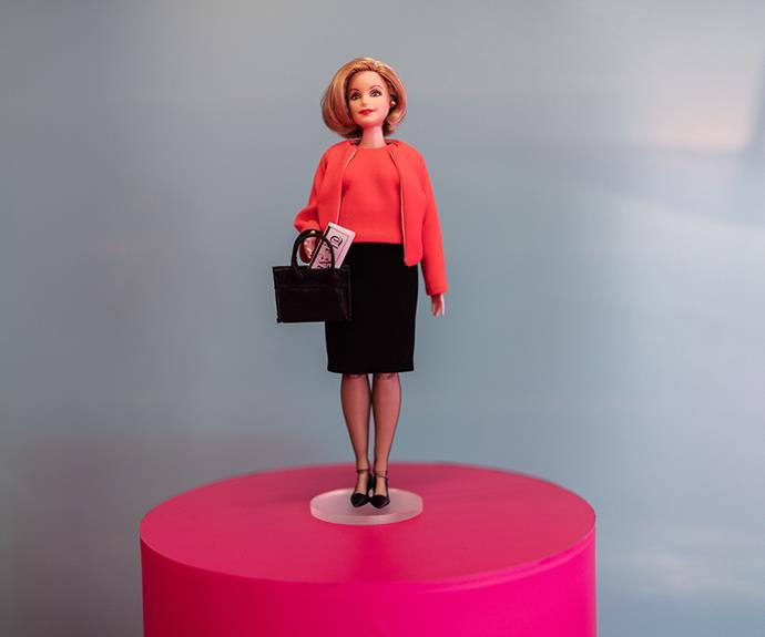 "The Ita Buttrose ""Shero"" Barbie doll"