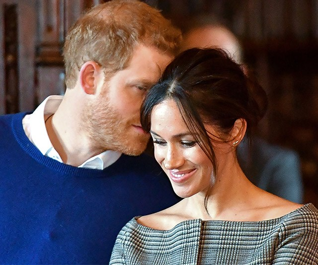 **Early 2018: The cute moments continue...**  <br><br> It seems the pair couldn't help but show their affection for each other - and snaps like these proved it. *(Image: Getty)*