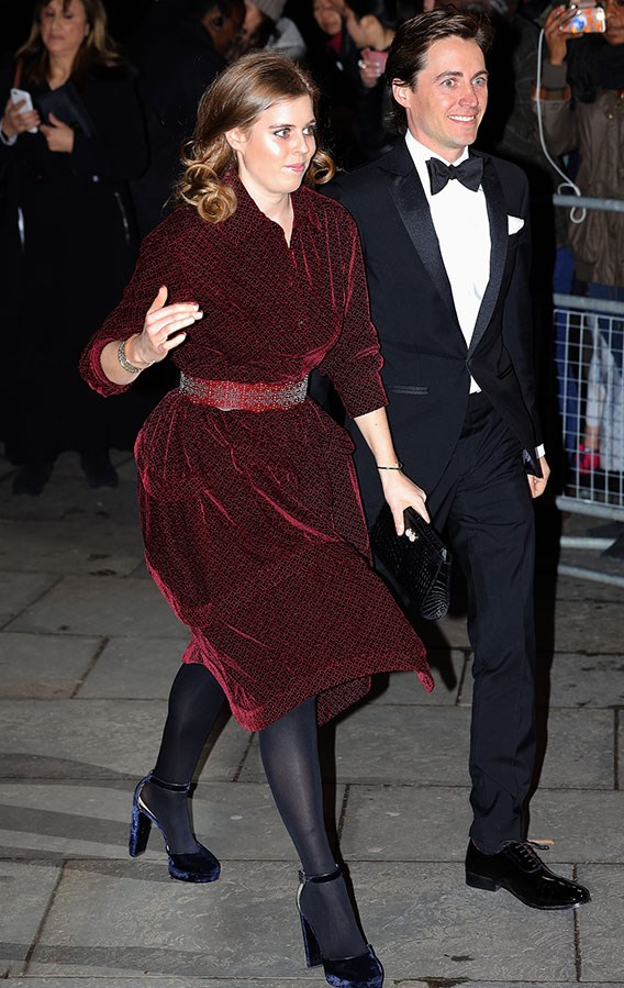 The father-of-one and Beatrice have been together for several months. *(Image: Getty)*