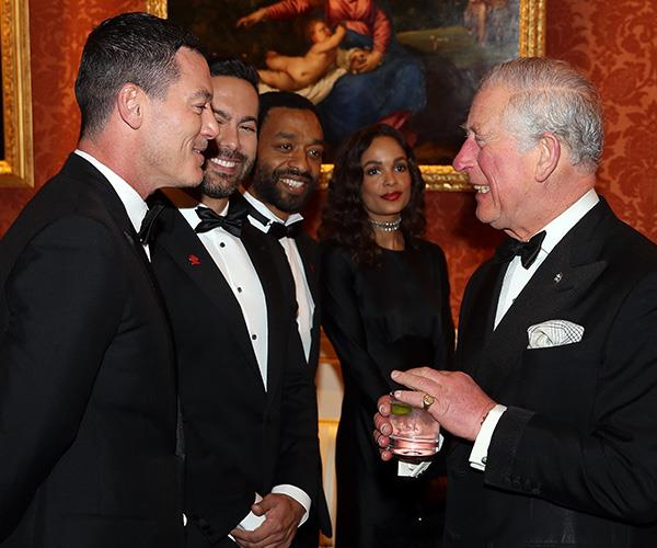 Actor Luke Evans is a Prince's Trust goodwill ambassador, and is reportedly helping to raise money for a new Prince's Trust centre in Wales.