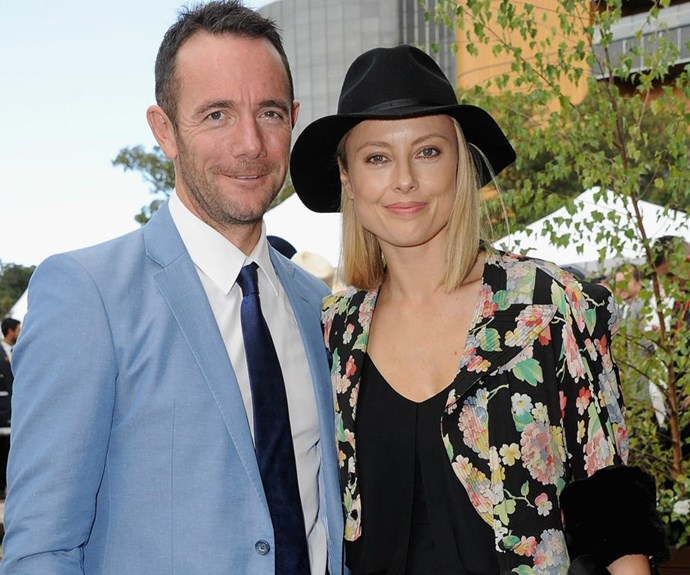 Allison Lagndon and Michael Willesee Jnr are new parents for the second time. *Image: Getty.*